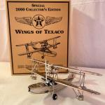 Lot of 252 - Wings of Texaco Model Airplane