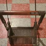 Lot 805: Primitive Tool Cast Iron Berry Picker