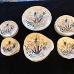 Lot 236 - Red Wing Dish Set