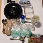 Lot 245: Lighting Rod Insulator, Glassboro Glass and More