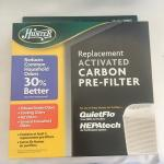(3) Hunter 2 Pack Replacement Activated Carbon Pre-Filters QuietFlo