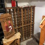 Lot 243 - Wine Rack & More