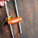 Yale Lock with key