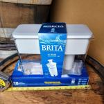 New Brita Water Filter