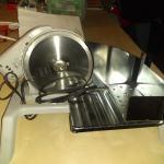 Vintage Food Slicer -