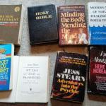 Lot of Spiritual or Healing Books (8)