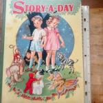 Vintage Story Book Story-A-Day