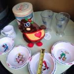Kellogg's and Nestle Collectables
