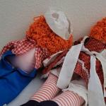 Lot 273: Raggedy Ann & Andy Doll Combo