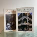 New Orleans and Old South Coffee Table Books