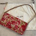 Kate Spade Fleur Print Purse