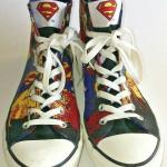 Converse All Star Superman Vintage Sneakers