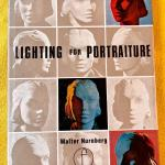 LOT 181 BOOK LIGHTING FOR PORTRAITURE REPRINT