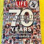 LOT 180 BOOK 70 YEARS PLATINUM ANNIVERSARY COLLECTION OF EXTRAORDINARY PHOTOGRAP