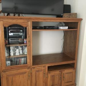 Photo of Entertainment Center
