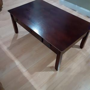 Photo of Coffee Table and 2 matching End Tables
