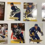 Hockey Players Cards (15 in this set)