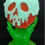 Poisoned Apple Soap - Disney Snow White  - Pop Culture Soap Art