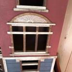 Huge, Wood Dollhouse! Come's with Furniture & Accessories!