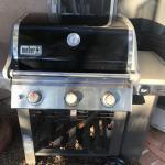 Weber Genesis E-310 3 burner propane gas grill