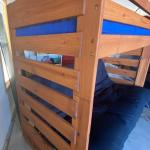 Bunk beds (twin over full) for sale