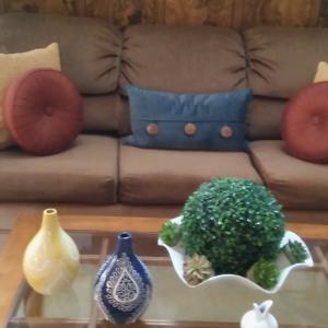 Photo of Sofa & Loveseat