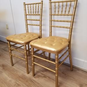 Photo of Chivari Chairs - Set of 8