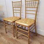 Chivari Chairs - Set of 8