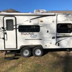 2014 FLAGSTAFF BY FOREST RIVER MICRO LITE SERIES M-18FBRS