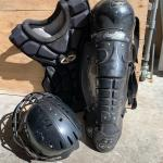 Baseball Catchers Equipment 3 pcs.