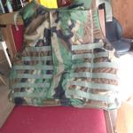 Kevlar bulletproof vest US army issued