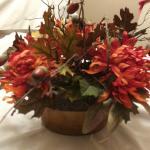 Faux Floral Decor! $15 obo!