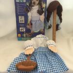 Wizard of Oz Dorothy Size Small Dog Costume
