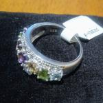 Multi Gemstone Ring (NEW)