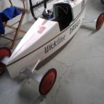 Wickline soap box derby car