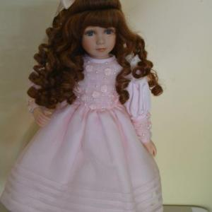 Photo of LOT 373 DOLL WITH STAND