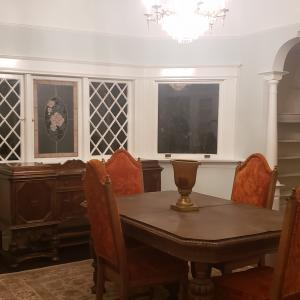 Photo of Antique Dining Room Set