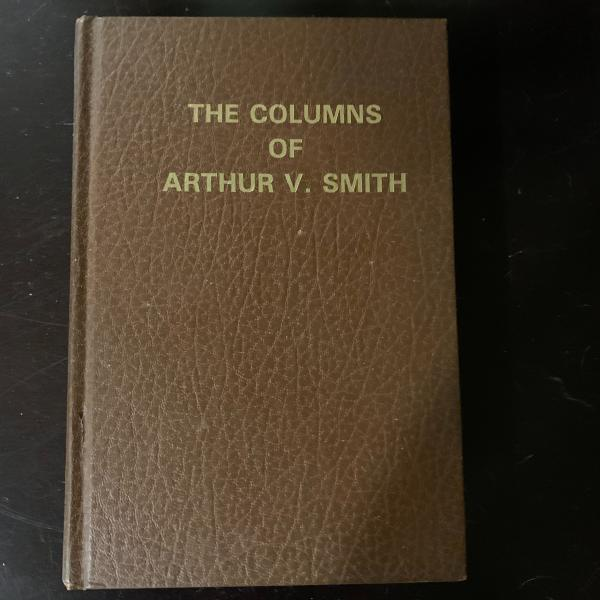 Photo of The Columns of Arthur V. Smith from the Mississippi Press Register