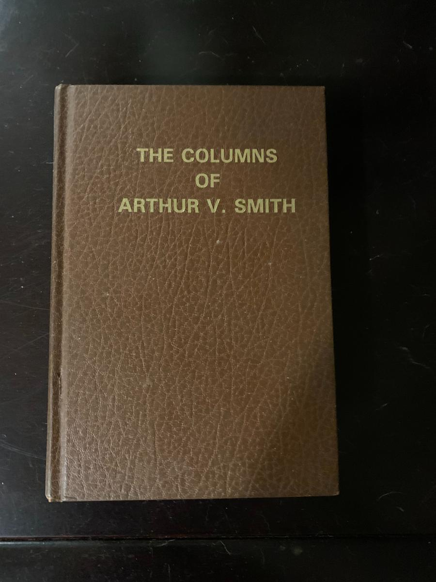 Photo 1 of The Columns of Arthur V. Smith from the Mississippi Press Register