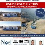 Online Only Absolute Auction  934 Pilcher Rd. Frankfort, KY 40601