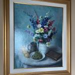 Framed Art Painting