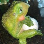 "Golf Frog 8 1⁄2"""