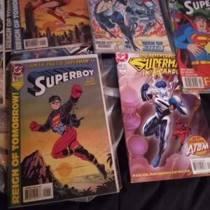 Photo of Comic books