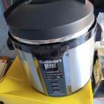 Cuisinart Pressure Cooker/Slow Cooker