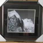 "ANSEL ADAMS ""Zion National Park"" Original Lithograph and Frame. LOT 59"