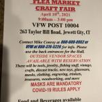 Craft Fair/Flea Market April 10th