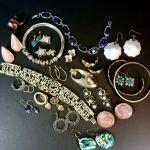 Costume Jewelry Lot - 2
