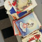 Lot 44 NOS Greeting Christmas Cards