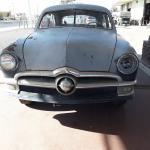 1950 Ford Shoe Box Car