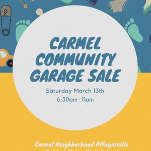 Photo of Carmel Holiday Garage Sale
